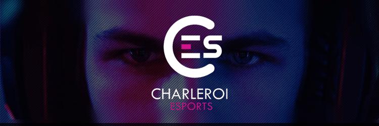 L'équipe CSGO en route pour la Charleroi Esport !