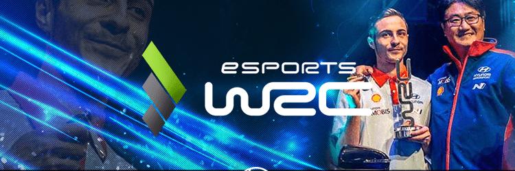 NexL : Champion du monde esportsWRC 2019