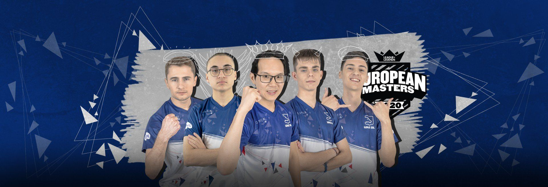 LDLC OL : Champion des European Masters !