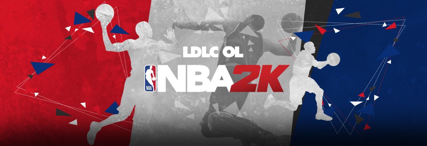 LDLC OL se lance dans l'aventure NBA 2K ! 🏀